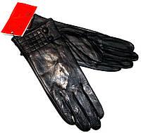 Перчатки кожаные на меху 7