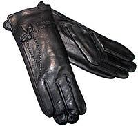 Перчатки кожаные на меху 6,5
