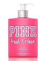 Лосьон для тела PINK от Victoria's Secret Fresh And Clean