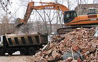 Вывоз строительного мусора и старой мебели услуги грузчиков