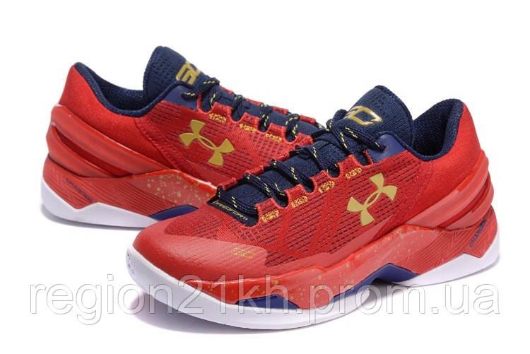 Баскетбольные кроссовки Under Armour Curry 2 Low Floor General