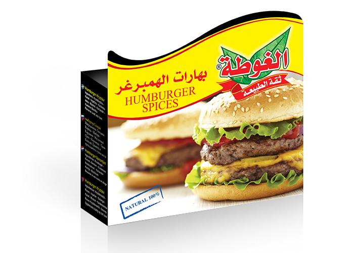 Приправа для бургера, 60 гр