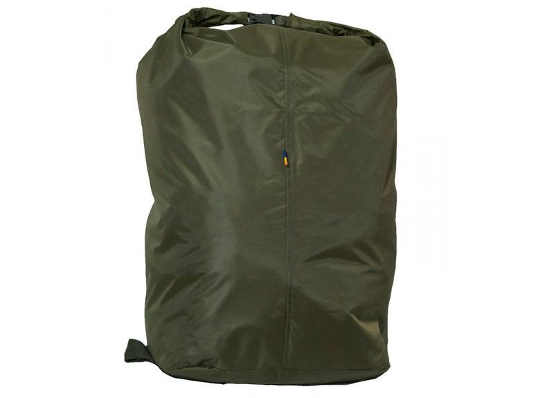 Тактическая транспортная сумка-баул мешок армейский Trend олива  на 45 л с Oxford 600 Flat
