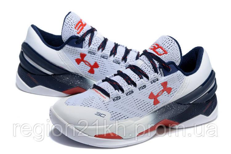 Баскетбольные кроссовки Under Armour Curry 2 Low USA