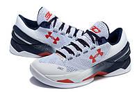 Баскетбольные кроссовки Under Armour Curry 2 Low USA, фото 1