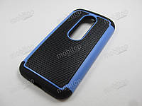 Противоударный чехол Motorola Moto G (3rd Gen.) / Moto G3 XT1550 (светло синий), фото 1