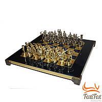 Эксклюзивные шахматы ручной работы Manopoulos Лучники