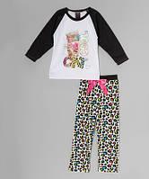 Флисовая пижама на девочку 4 лет из США