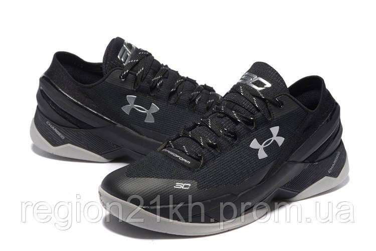 Баскетбольные кроссовки Under Armour Curry 2 Low The Professional