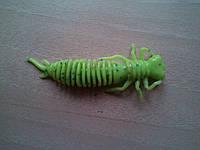Съедобные силиконовые наживки Fanatik Larva ( фанатик ларва) цвет - 020, 3,0