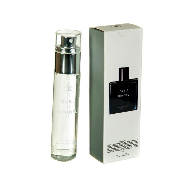 мини парфюм с феромонами Chanel Bleu De Chanel Pour Homme 45ml