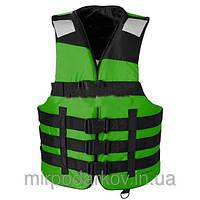 """Спасательный жилет """"AIR new GREEN"""" (подходит для рыбалки и охоты) , товары для спасения на воде, безопасность"""