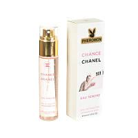Мини-парфюм с феромонами Chanel Chance Eau Tendre, 45 ml (реплика)