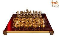 Оригинальные шахматы Manopoulos Лучники