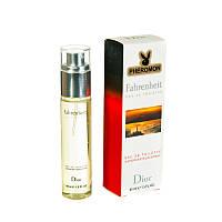 Мини-парфюм с феромонами Christian Dior Fahrenheit, 45 ml