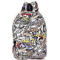 Городской молодёжный рюкзак бум крэш, комикс