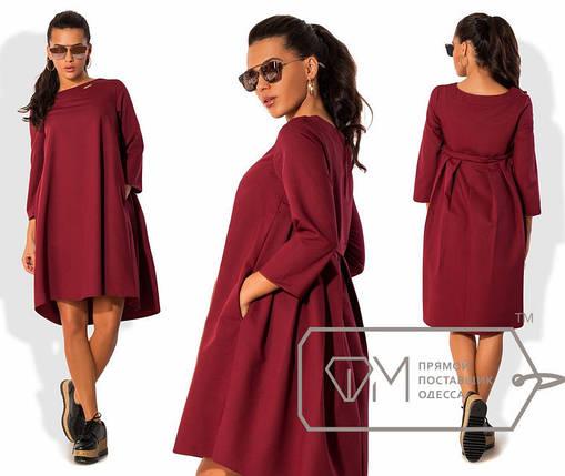 Свободное платье, фото 2