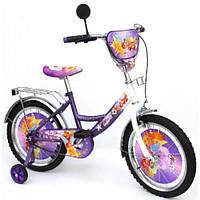 Детский Велосипед 2-х колесный Winx 18
