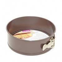 Форма для выпечки разъемная пирога 20x6,8 см (углеродистая сталь с антипригарным покрытием)