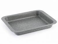 Форма для запекания 32 х 24,5x4,5 см (углеродистая сталь с антипригарным покрытием)