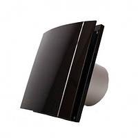 Вытяжной вентилятор Soler&Palau SILENT-100 CZ BLACK DESIGN -4C