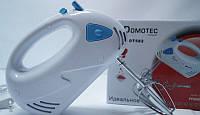 МИКСЕР РУЧНОЙ DOMOTEC DT-582 , миксер Домотек, товары для кухни, мелкая техника, фото 1
