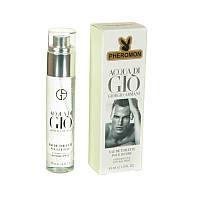 Мини-парфюм с феромонами Giorgio Armani Acqua di Gio men, 45 ml