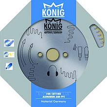 Пиляльні диски для різання алюмінію і пвх профілів