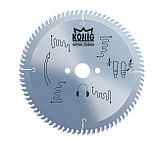 Пильные диски для резки алюминия и пвх профилей, фото 2