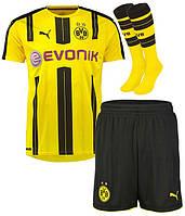 Футбольная форма Puma  Borussia Dortmund  16-17