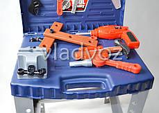 Детские инструменты набор чемодан Quality, фото 2