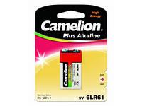 Батарейка Camelion Plus Alkaline 6LF22 (Крона), 9V, щелочная