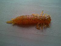 Съедобные силиконовые наживки Fanatik Larva ( фанатик ларва) цвет - 009, 1,6