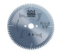 Пильные диски для резки алюминия и пвх профилей
