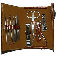 Маникюрный набор 10 предметов (N9104), товары для маникюра, маникюр, уход за ногтями