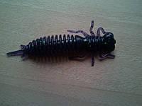 Съедобные силиконовые наживки Fanatik Larva ( фанатик ларва) цвет - 007, 3,0