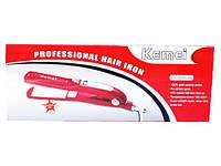 Утюжок  для волос Kemei KM1282, плойка , выпрямитель, приборы для укладки волос