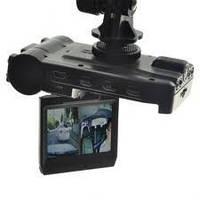 Авто видеорегистратор DVR X-1000 2 камеры