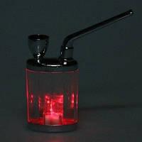 Мини кальян с подсветкой (походный) KN-3836, кальяны, электронные сигареты, товары для курения ,атомайзер