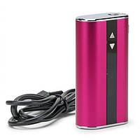 Бокс мод Eleaf iStick 50W Pink, электронный кальян, автомайзеры,