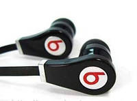 Вакуумные наушники Monster by Dr. Dre Черные, наушники, гарнитура, аудио техника, аксессуары для телефонов