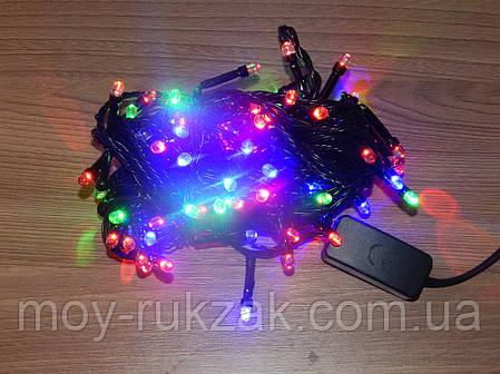 Гирлянда светодиодная линзовая 200 лампочек, фото 2