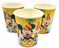 Одноразовый стакан Микки Маус и друзья