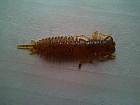 Съедобные силиконовые наживки Fanatik Larva ( фанатик ларва) цвет - 002, 3,0