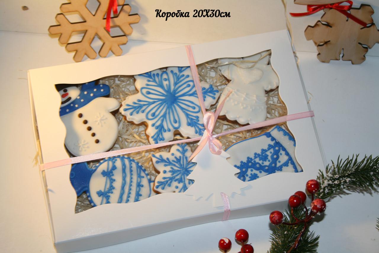 Новогодние подарки - пряники