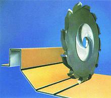 Пильные диски для резки композитных панелей.
