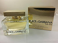 Женская парфюмированная вода Dolce & Gabbana The One 75 ml ( Дольче Габана зе Ван )