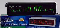 Настольные  часы CX 808 , электронные, для дома, настольные