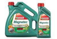 Масло синтетическое моторное Castrol Magnatec 5W-40  A3/B4 4литра, фото 1