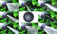 Шланг для полива Magic Hose растяжной 30м + пистолет 7 положений , шланг для полива сада